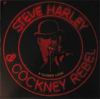 Cover Steve Harley & Cockney Rebel - A Closer Look