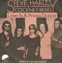 Cover Steve Harley & Cockney Rebel - Love Is A Prima Donna