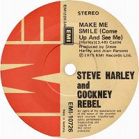 Cover Steve Harley & Cockney Rebel - Make Me Smile (Come Up And See Me)
