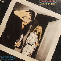 Cover Steve Harley & Cockney Rebel - The Best Years Of Our Lives