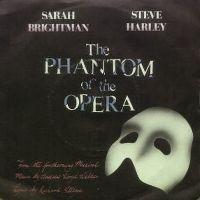 Cover Steve Harley & Sarah Brightman - Phantom Of The Opera