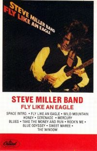 Cover Steve Miller Band - Fly Like An Eagle