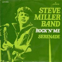 Cover Steve Miller Band - Rock'n Me