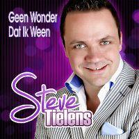 Cover Steve Tielens - Geen wonder dat ik ween