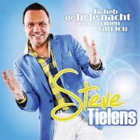 Cover Steve Tielens - Ik heb de hele nacht liggen dromen van jou