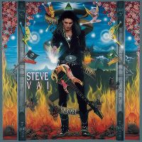 Cover Steve Vai - Passion And Warfare