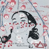 Cover Steve Vai - Real Illusions: Reflections
