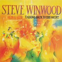 Cover Steve Winwood - Talking Back To The Night