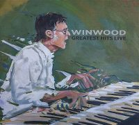 Cover Steve Winwood - Winwood - Greatest Hits Live