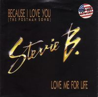 Cover Stevie B. - Because I Love You (The Postman Song)
