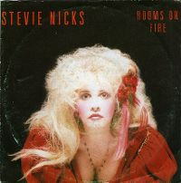 Cover Stevie Nicks - Rooms On Fire