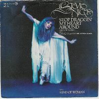 Cover Stevie Nicks with Tom Petty & The Heartbreakers - Stop Draggin' My Heart Around