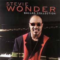 Cover Stevie Wonder - Ballad Collection