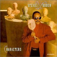 Cover Stevie Wonder - Characters