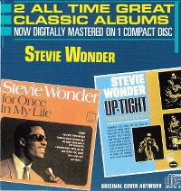 Cover Stevie Wonder - For Once In My Life / Up-Tight