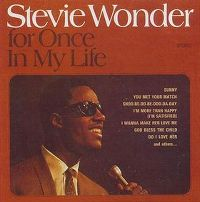 Cover Stevie Wonder - For Once In My Life