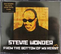 Cover Stevie Wonder - From The Bottom Of My Heart