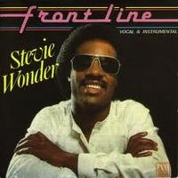 Cover Stevie Wonder - Front Line