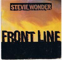 Cover Stevie Wonder - Front Line