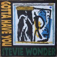 Cover Stevie Wonder - Gotta Have You