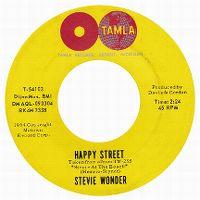Cover Stevie Wonder - Happy Street