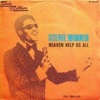 Cover Stevie Wonder - Heaven Help Us All