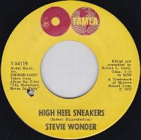 Cover Stevie Wonder - High Heel Sneakers