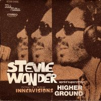 Cover Stevie Wonder - Higher Ground