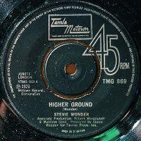 Cover Stevie Wonder - Higher Ground