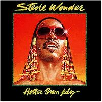 Cover Stevie Wonder - Hotter Than July