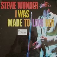 Cover Stevie Wonder - I Was Made To Love Her