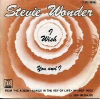 Cover Stevie Wonder - I Wish
