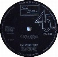 Cover Stevie Wonder - I'm Wondering