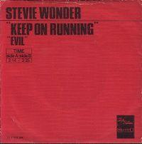 Cover Stevie Wonder - Keep On Running