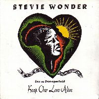 Cover Stevie Wonder - Keep Our Love Alive