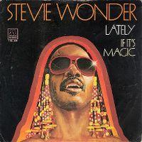 Cover Stevie Wonder - Lately