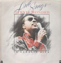 Cover Stevie Wonder - Love Songs - 16 Classic Hits