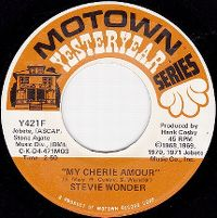 Cover Stevie Wonder - My Cherie Amour