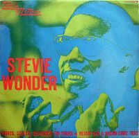 Cover Stevie Wonder - Signed, Sealed, Delivered I'm Yours