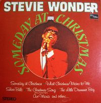 Cover Stevie Wonder - Someday At Christmas
