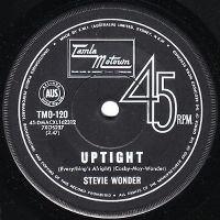 Cover Stevie Wonder - Uptight (Everything's Alright)