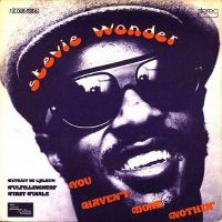 Cover Stevie Wonder - You Haven't Done Nothin'