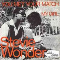 Cover Stevie Wonder - You Met Your Match