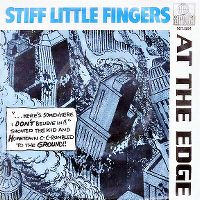 Cover Stiff Little Fingers - At The Edge