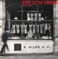 Cover Stiff Little Fingers - Straw Dogs