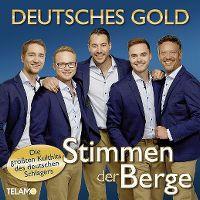 Cover Stimmen der Berge - Deutsches Gold