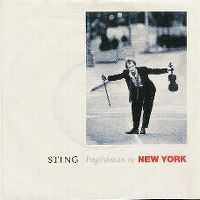 Cover Sting - Englishman In New York