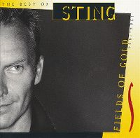 Cover Sting - Fields Of Gold - The Best Of Sting 1984-1994