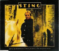 Cover Sting - Love Is Stronger Than Justice (The Munificent Seven)