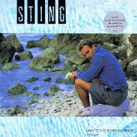 Cover Sting - Love Is The Seventh Wave